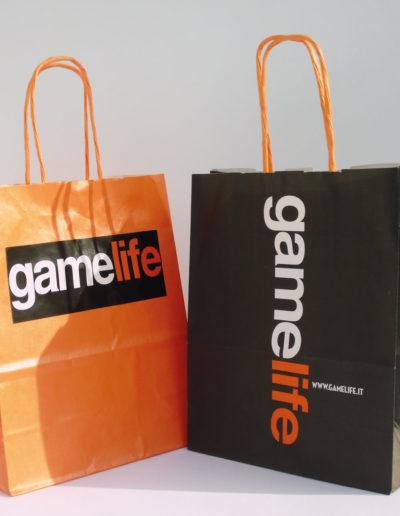 Shopper Game Life formato standard