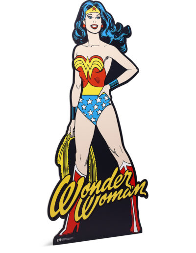 Cartonato autoportante Wonder Woman h 170cm