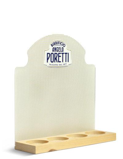 Bottle Glorifier 2.0 Poretti ( per 4 bottiglie )
