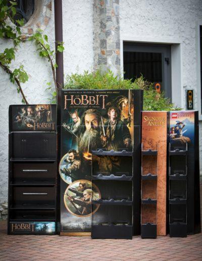 Espositore Lo Hobbit