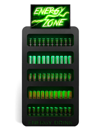 MONSTER Energy Zone ( 1150 x 2500 x 600 mm)