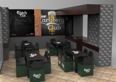 Su e Gio Basket Bar Render