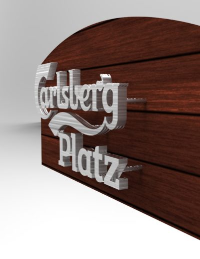Render Carlsberg Platz
