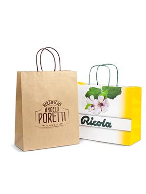 Shopper Ricola & Poretti