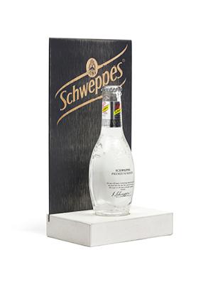 Bottle Glorifier Shweppes
