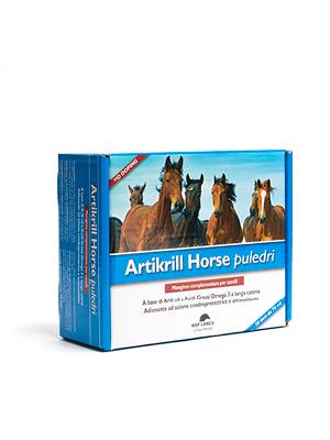 Couvette Artikrill Horse