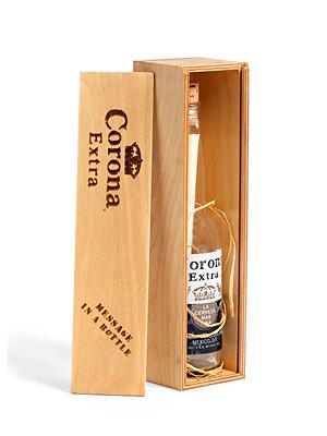 Astuccio in legno Corona