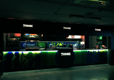 Bar Tuborg Forum di Assago