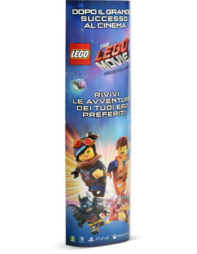 Totem The Lego Movie