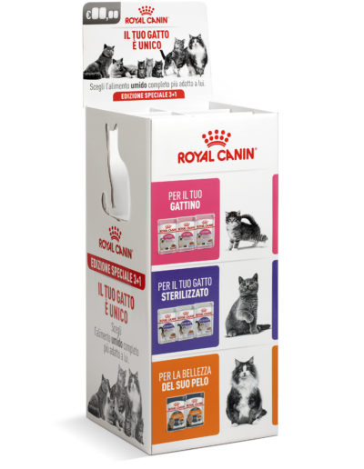 Espositore Royal Canin