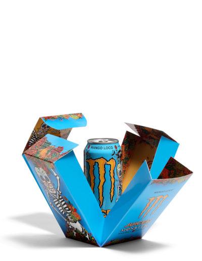 Couvette Monster MANGO LOCO