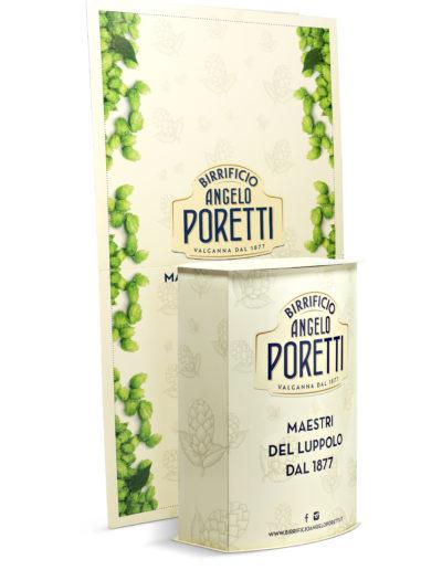 Banchetto con fondale Poretti ( BAP )