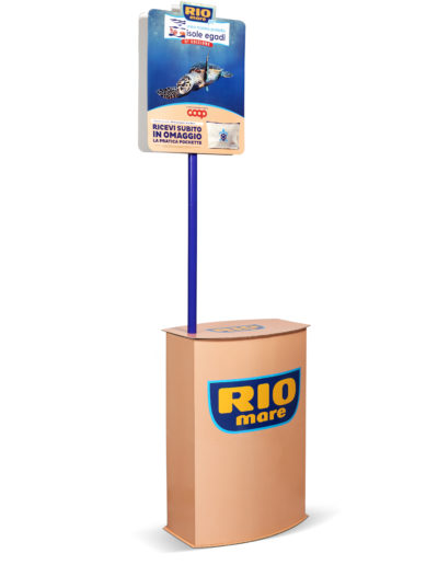 Banchetto fiera RIO MARE