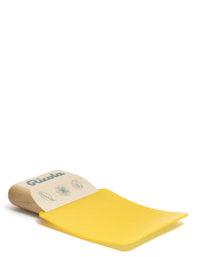 Rendiresto Ricola ( legno e plexiglass giallo )