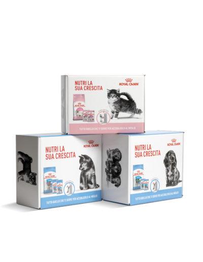 Couvette Royal Canin vari formati