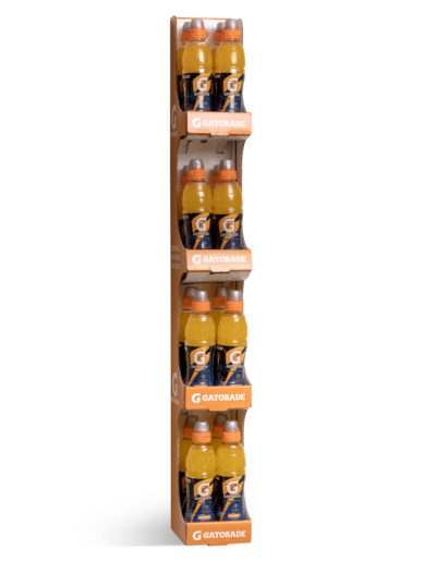 Slitta porta bottiglie da 500 ml ( 16 bottiglie )