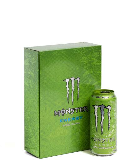 Couvette Monster Green